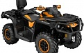 Outlander MAX 1000R XT-P Black & Orange