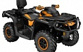 Outlander MAX 650 XT-P Black & Orange