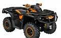 Outlander 850 XT-P Black & Orange